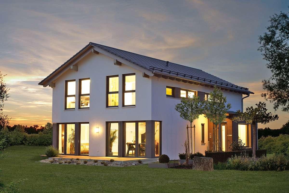 hanse haus musterhaus 39 variant 25 192 39 in m nchen. Black Bedroom Furniture Sets. Home Design Ideas