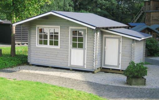 Ein gartenhaus bauen tipps f r den gartenhausbau - Gartenhaus bauen lassen ...