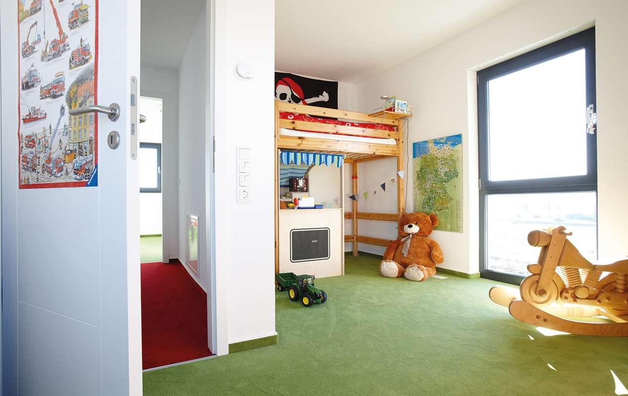 Architektur Trend - Kinderzimmer