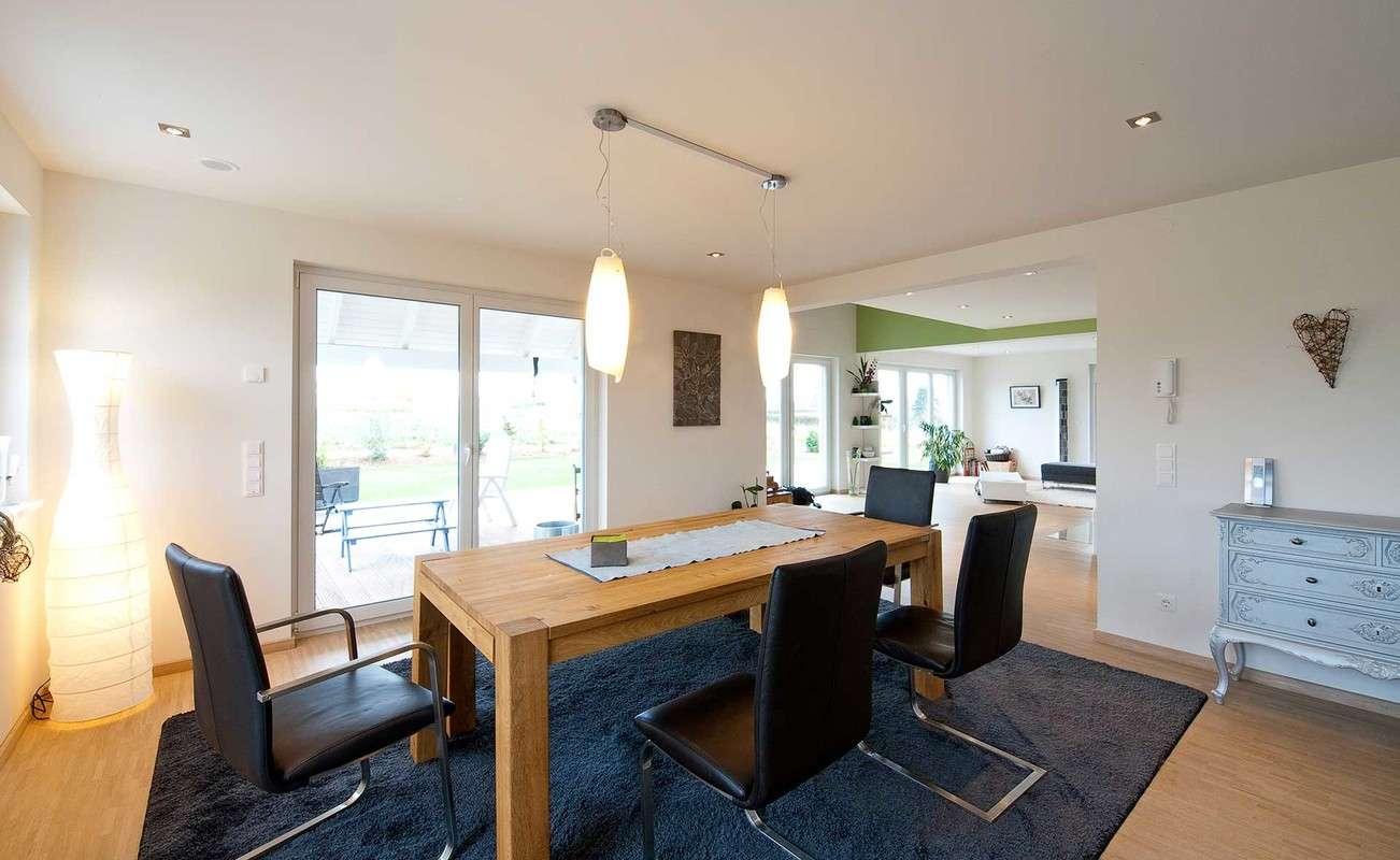 Haas Fertigbau - Haus O 130 B - Haas Haus - Anbieter - fertighauswelt.de