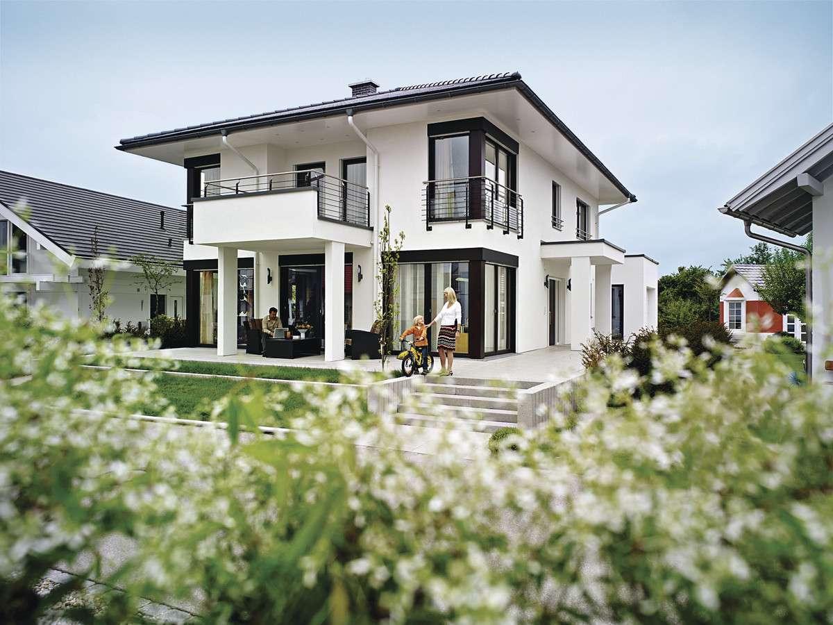 Willkommen im WeberHaus - Musterhaus München