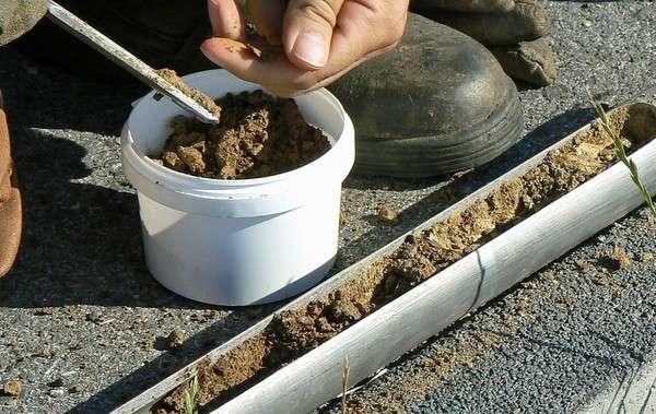Bodengutachten liefert Informationen vor Grundstückskauf und Hausbau.