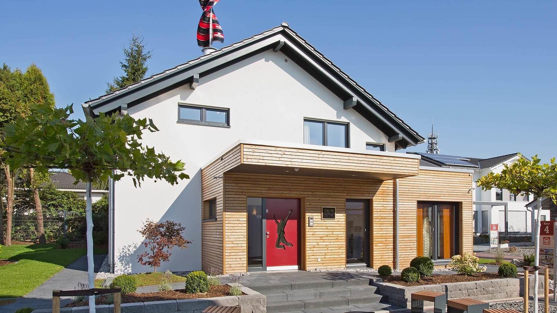 fingerhut haus musterhaus r in wuppertal. Black Bedroom Furniture Sets. Home Design Ideas