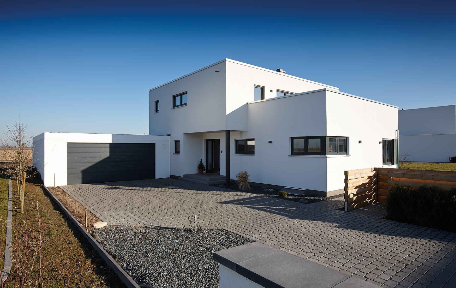 Architektur Trend - Eingangsbereich