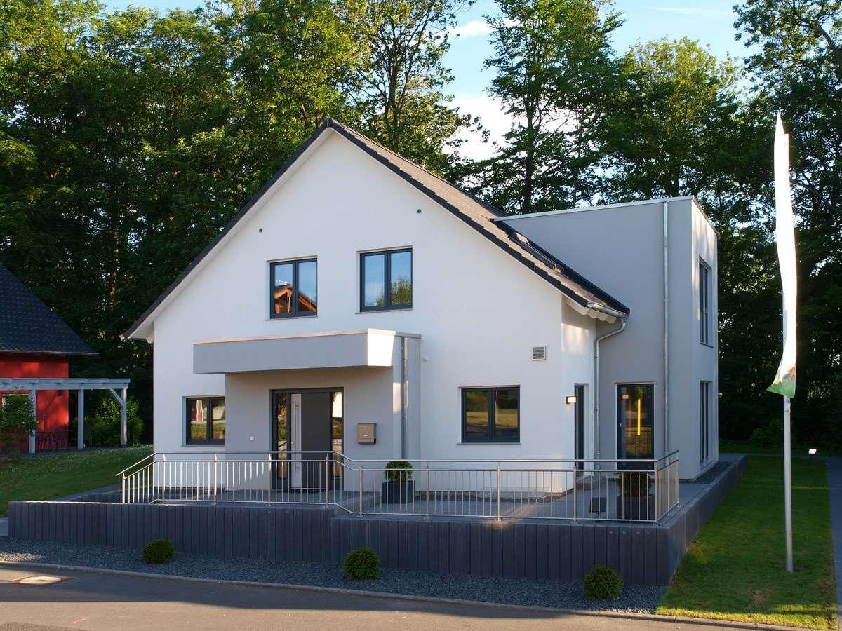 Willkommen im Schwabenhaus Musterhaus Bad Vilbel