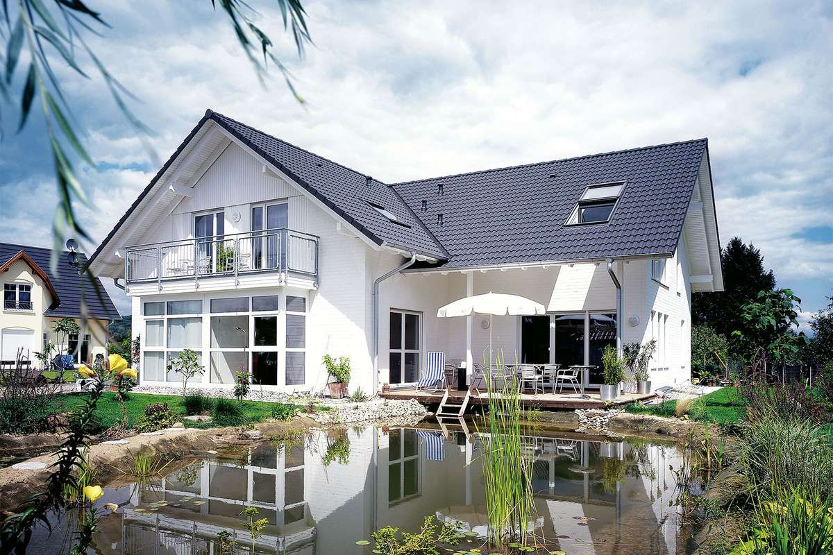 gussek haus einfamilienhaus tessin gussek haus anbieter. Black Bedroom Furniture Sets. Home Design Ideas