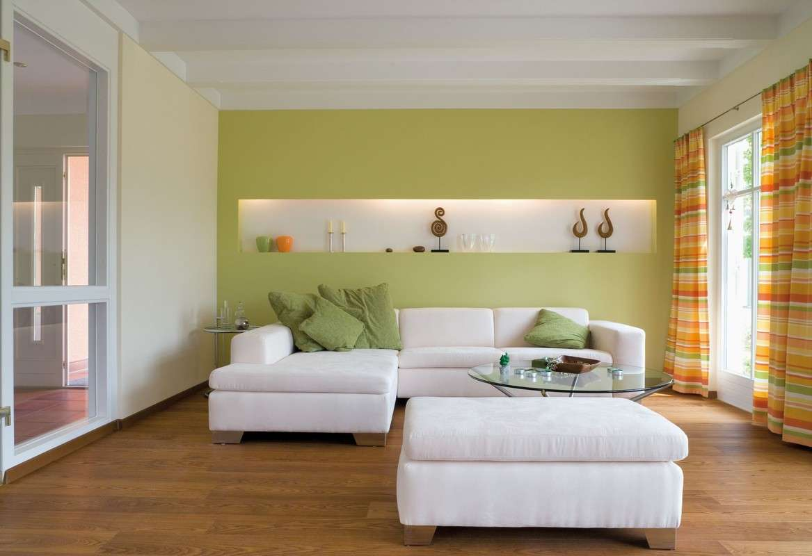 Wie In Einem Modernen Einfamilienhaus Die Möblierung Perfekt In Szene  Gesetzt Wird, Zeigt Das Haus