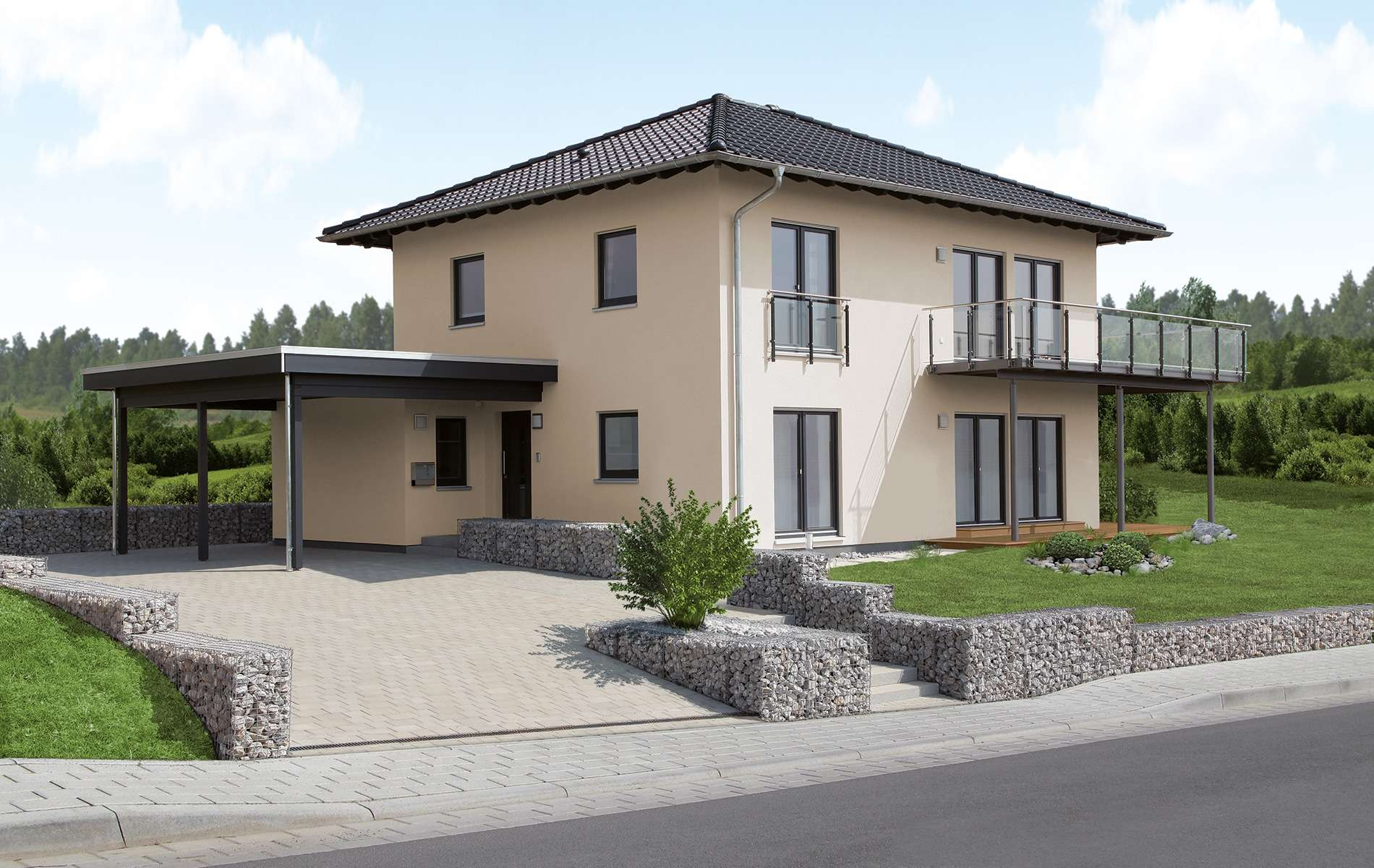 MEDLEY 3.0 - Kassel - Außenansicht mit Balkon