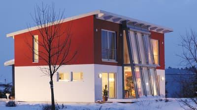 Hanse Haus - Musterhaus 'Vita 147' am Buchrasen