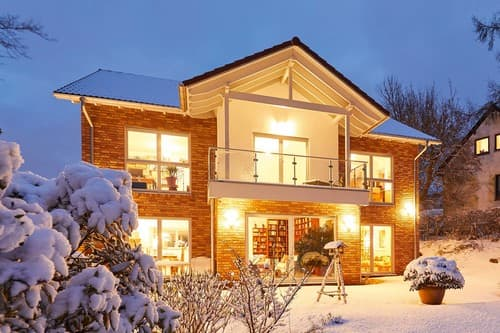 Einfamilienhaus Löwental