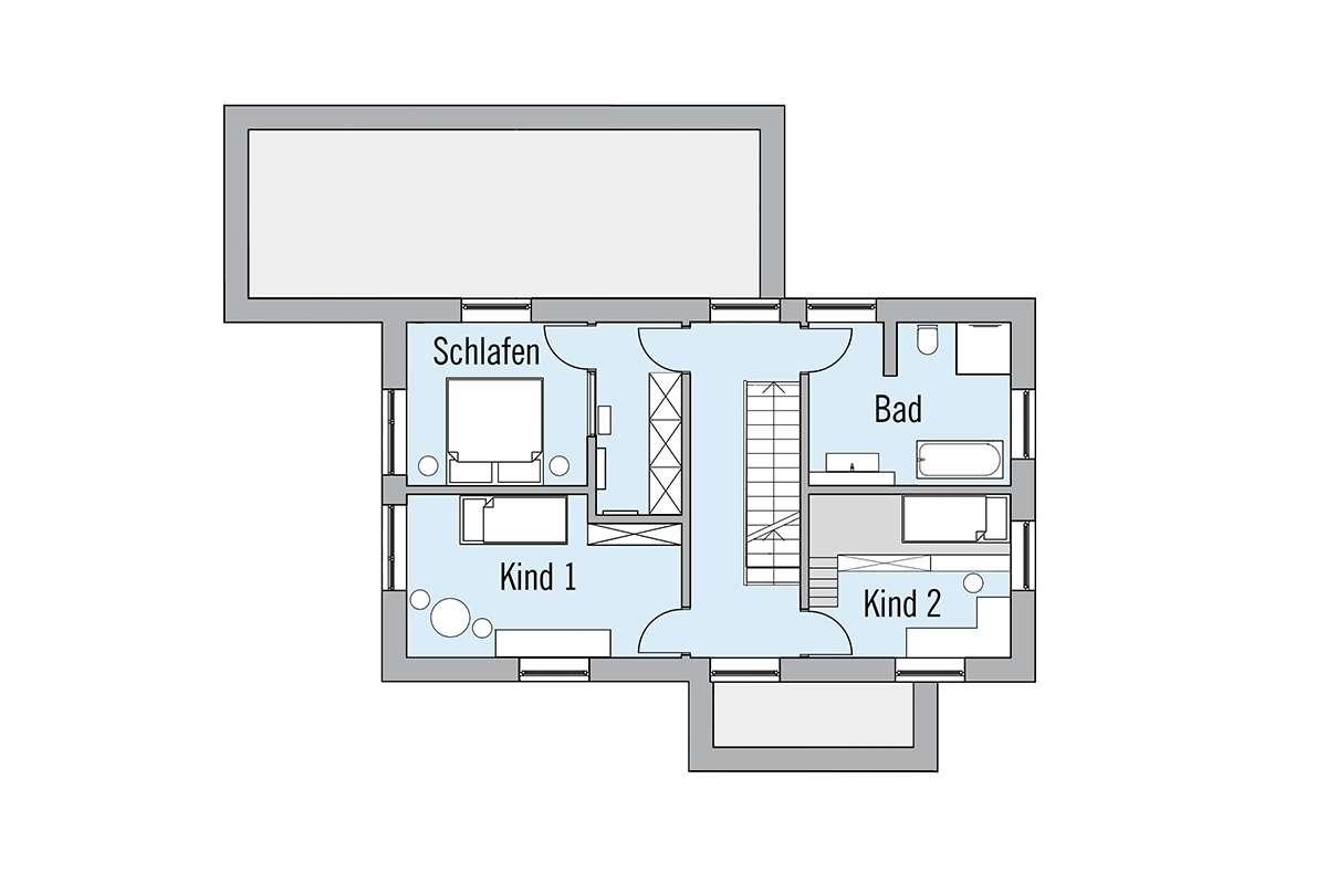 kosten baufritz haus landhaus schauer von baufritz wohnhaus mit modernem anbau with anbau am. Black Bedroom Furniture Sets. Home Design Ideas