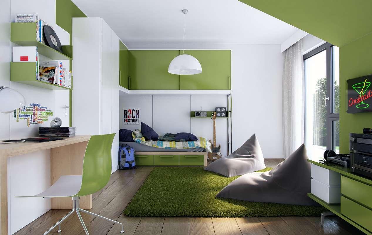 <p><strong>Elegantes Zweifamilienhaus mit Pultdach-Querhaus XL und Terrassenpergola XL</strong></p>