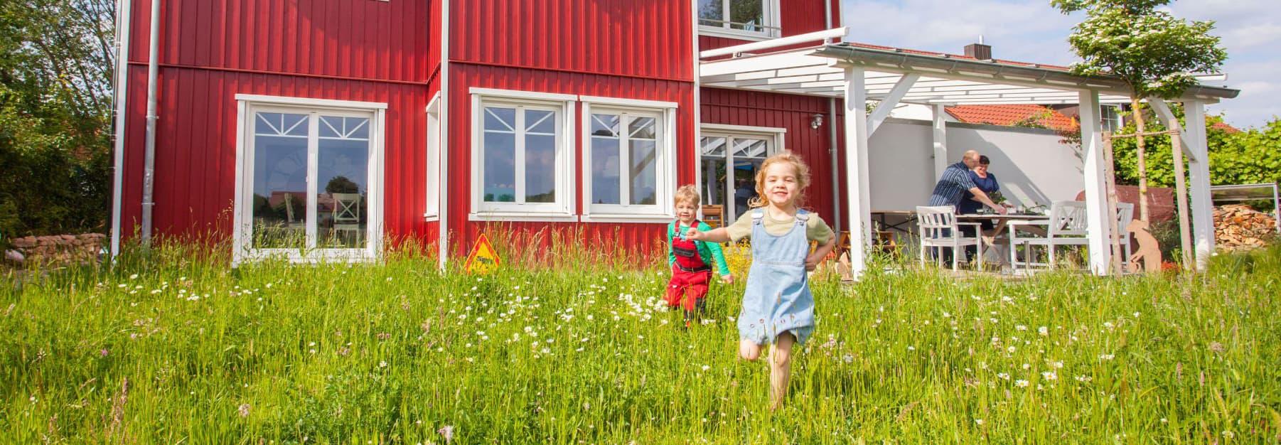 Das schwedenhaus natur pur und gem tlichkeit for Raumgestaltung chemnitz