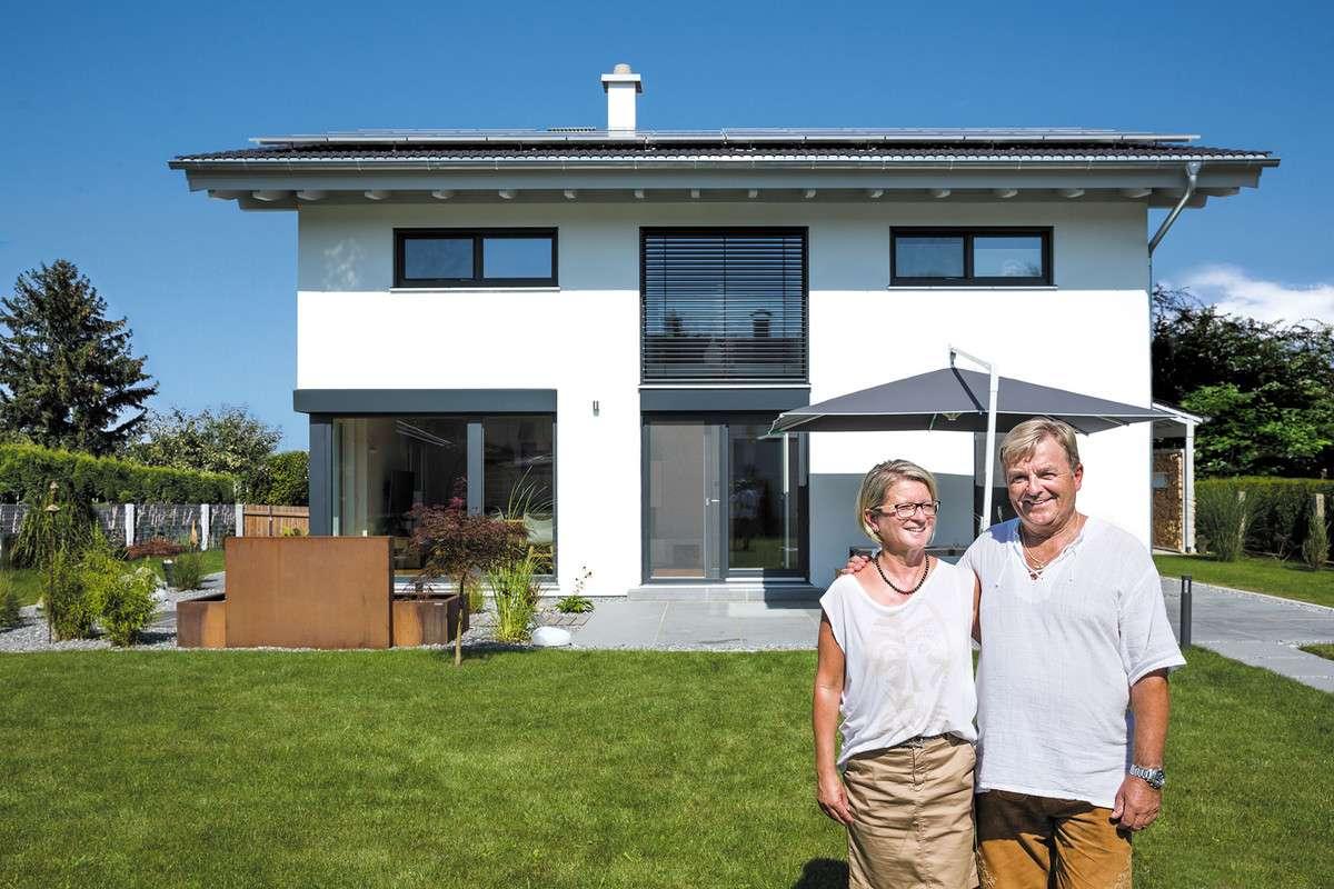 Bauen mit Urlaubsgefühlen - Hausberichte - Magazin - fertighauswelt.de