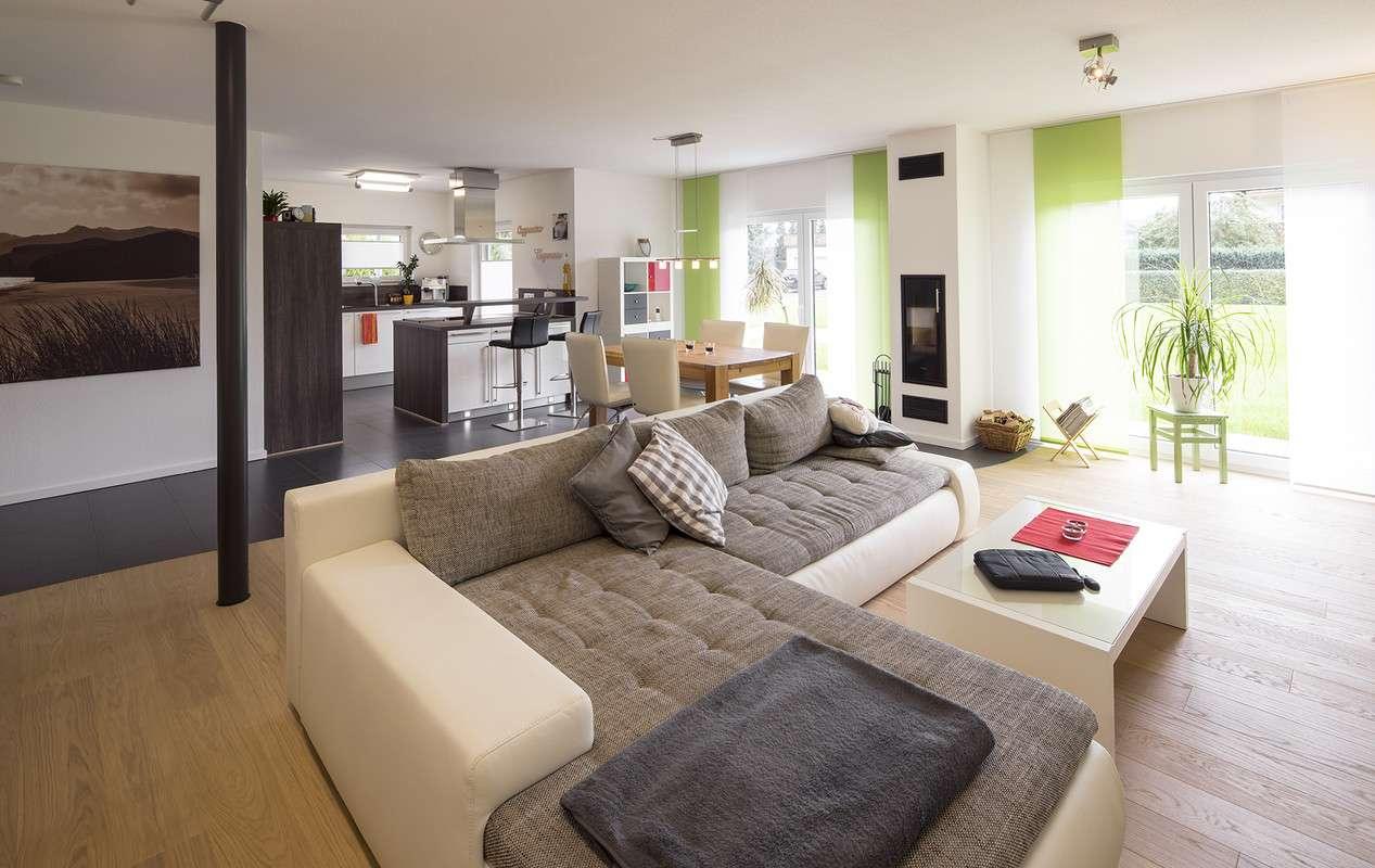 NIVO 130 - helles Wohnzimmer
