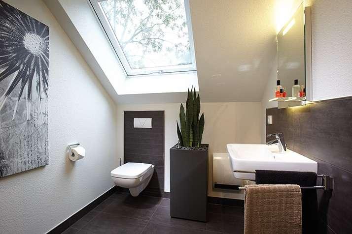 NEO - Wuppertal - stilvolles Duschbad