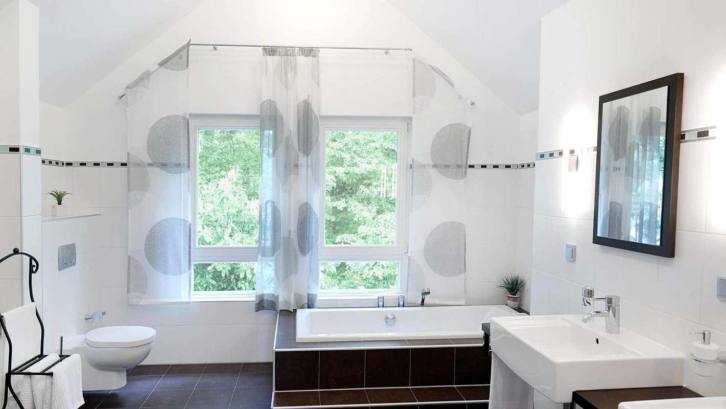 Musterhaus Bad Vilbel Badezimmer