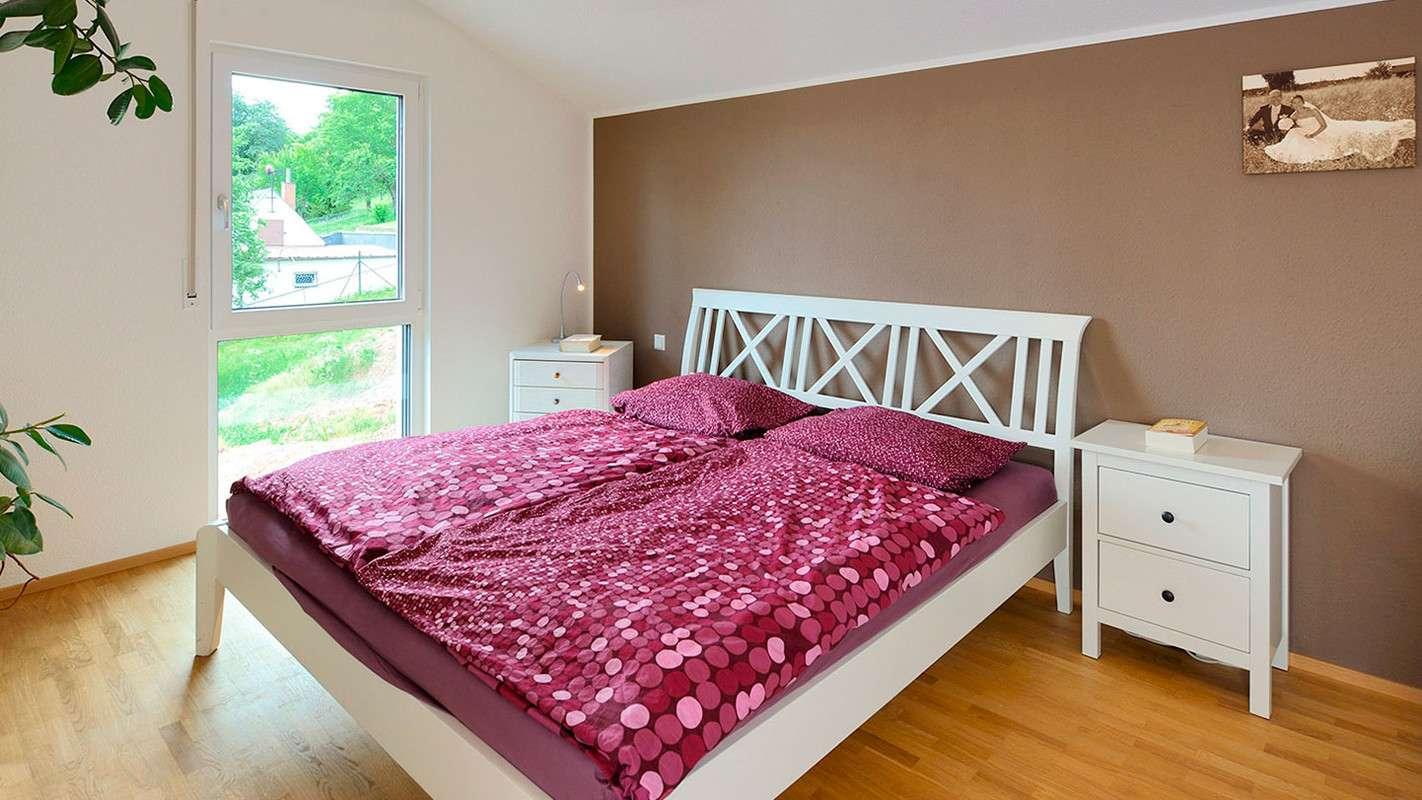 Haus Krug - Schlafzimmer