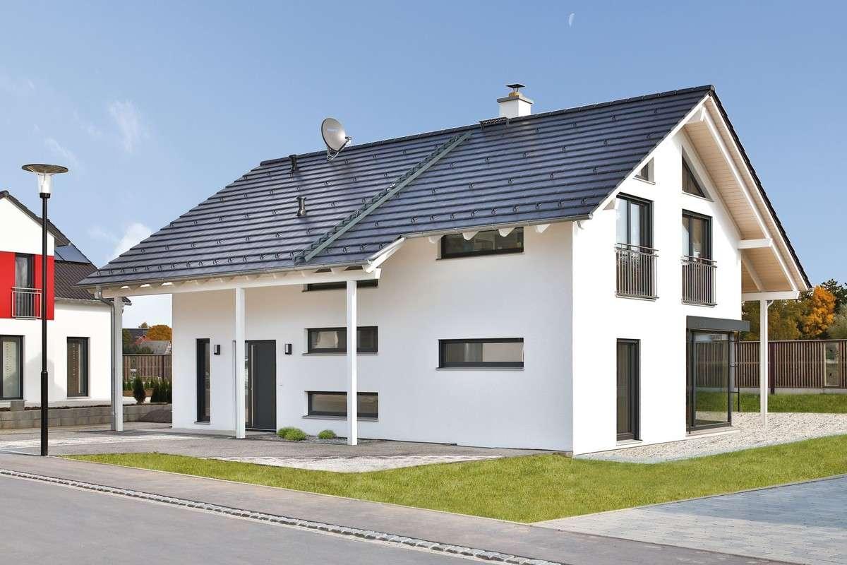 Regnauer - Vitalhaus Bernstadt (Kundenhaus)