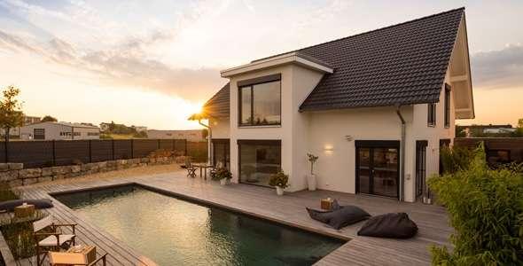 VIO: Relaxt wohnen – mit moderner Architektur und Beachclub inklusive