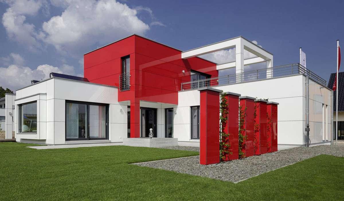 LUXHAUS - Musterhaus Nürnberg - LUXHAUS - Anbieter - fertighauswelt.de