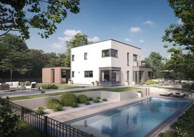 Schwabenhaus Soliatire-E-145 Entwurfsidee 9
