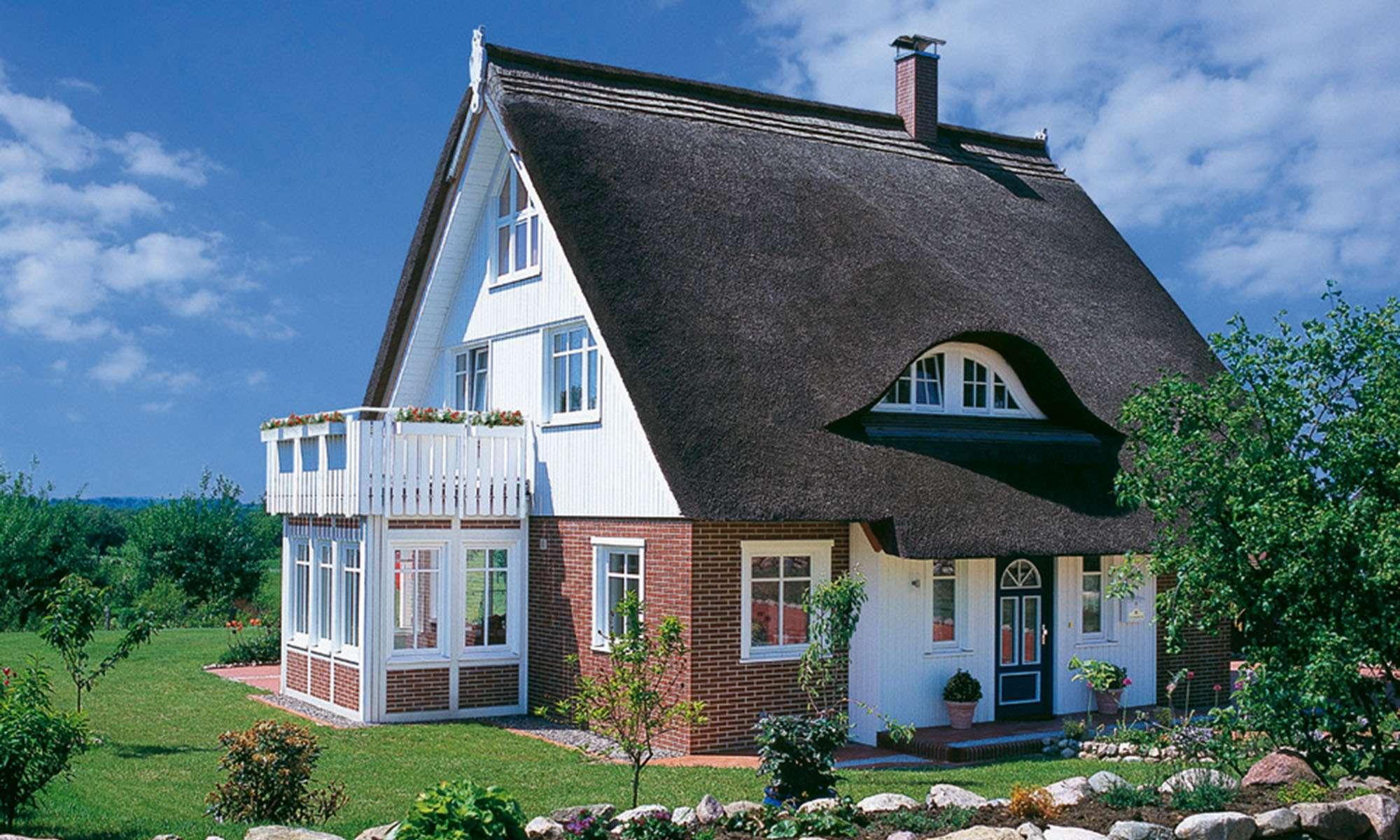 Unterschied zwischen dem klassischen Friesen- und Ostfriesenhaus