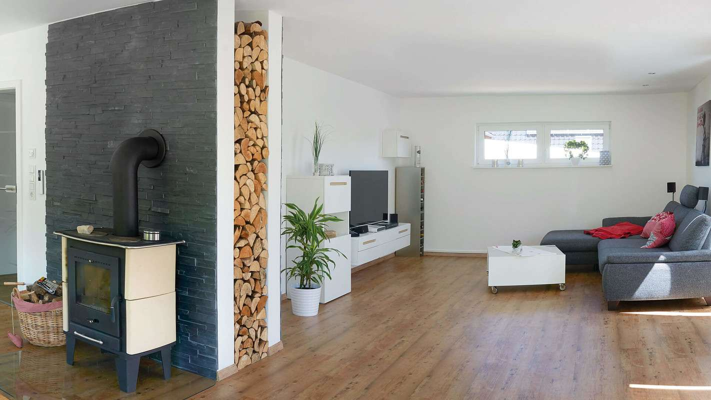 Fingerhut Haus Socca Wohnzimmer