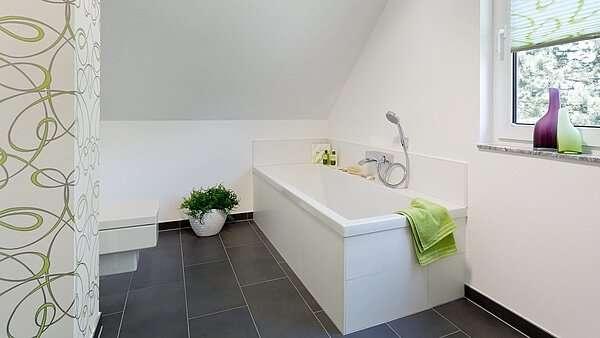 Musterhaus R 99.20 Badezimmer