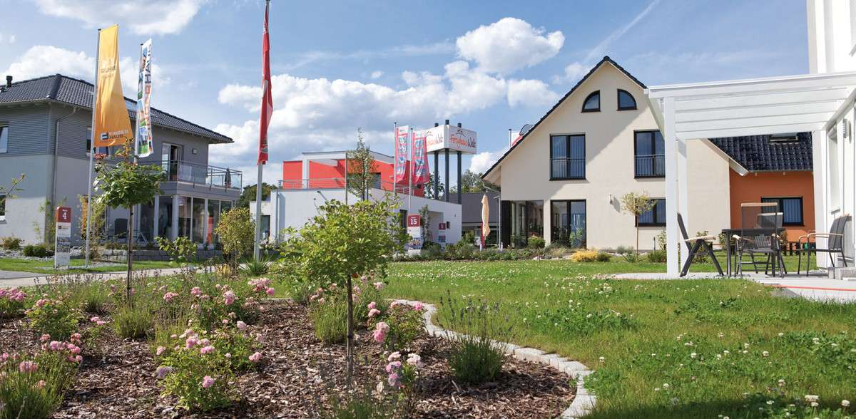 musterhauspark n rnberg traumh user live erleben. Black Bedroom Furniture Sets. Home Design Ideas