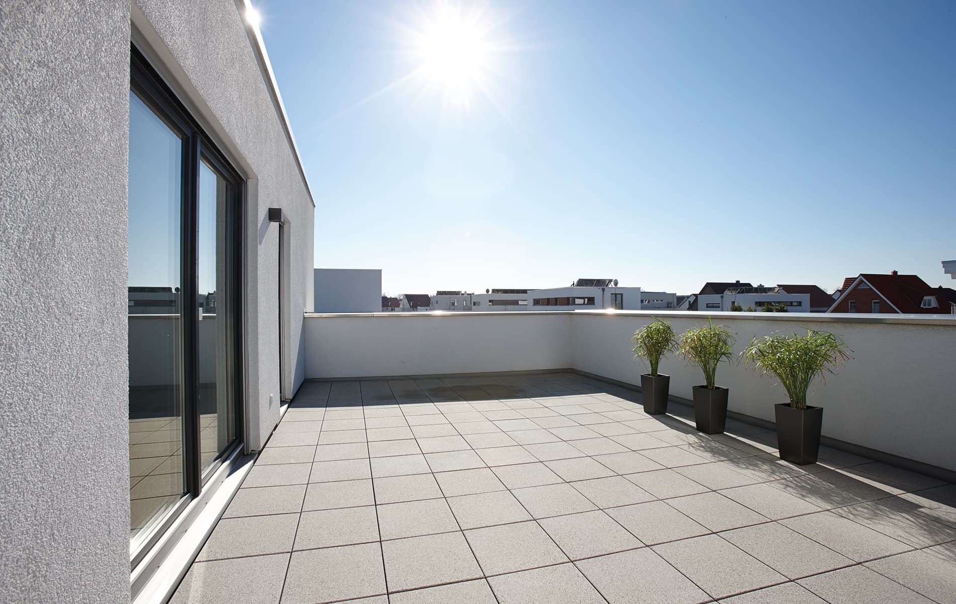 Architektur Trend - Balkon
