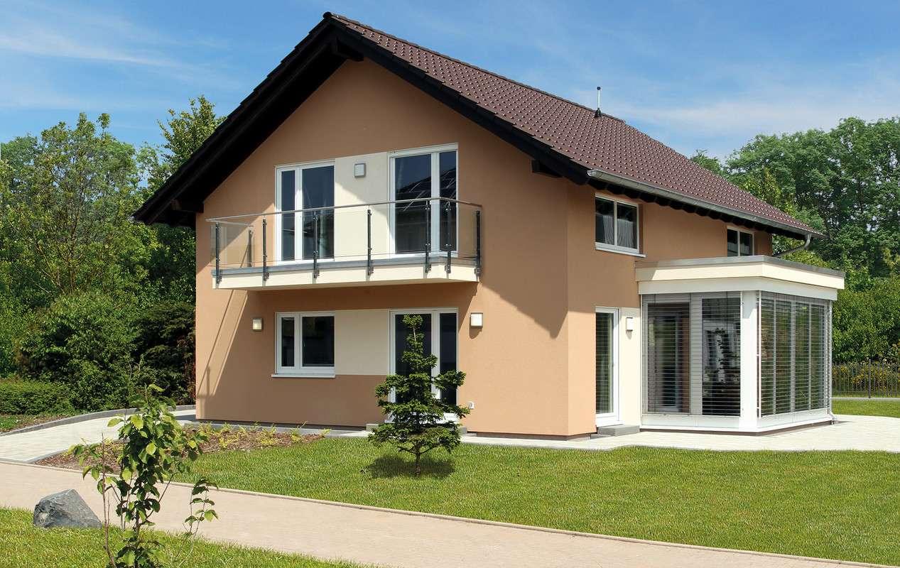 MEDLEY 3.0 - Erfurt - Außenbereich mit Wintergarten und Terasse