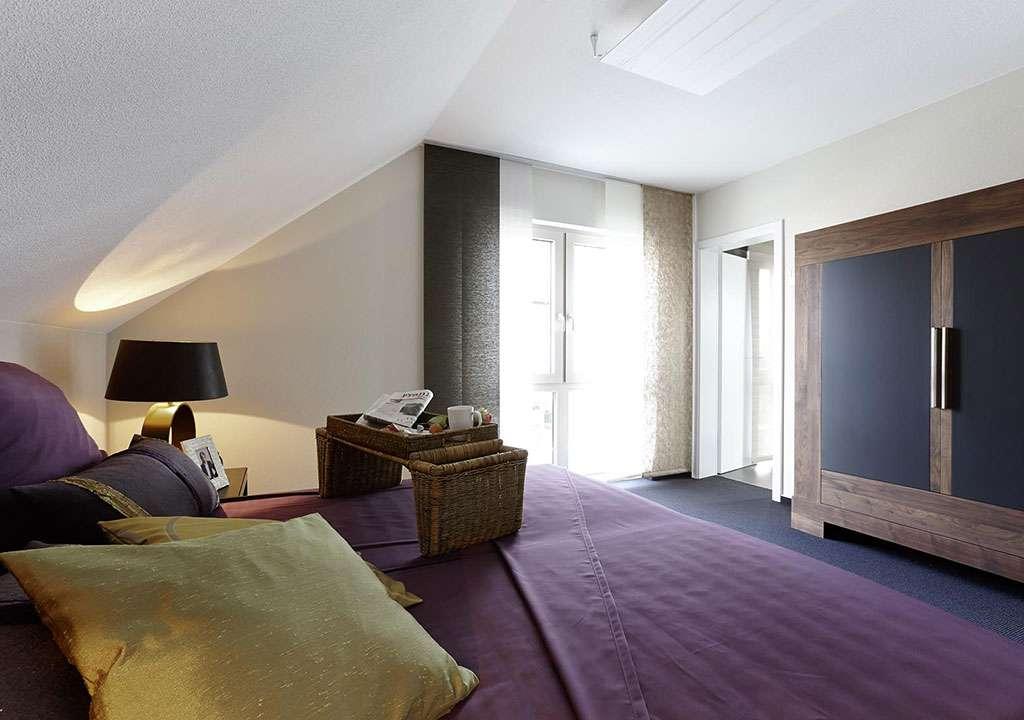 NEO - Bad Vilbel - gemütliches Schlafzimmer