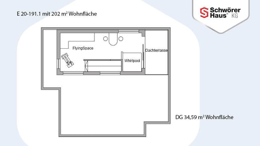 schw rerhaus moderner kubus schw rerhaus kg anbieter. Black Bedroom Furniture Sets. Home Design Ideas