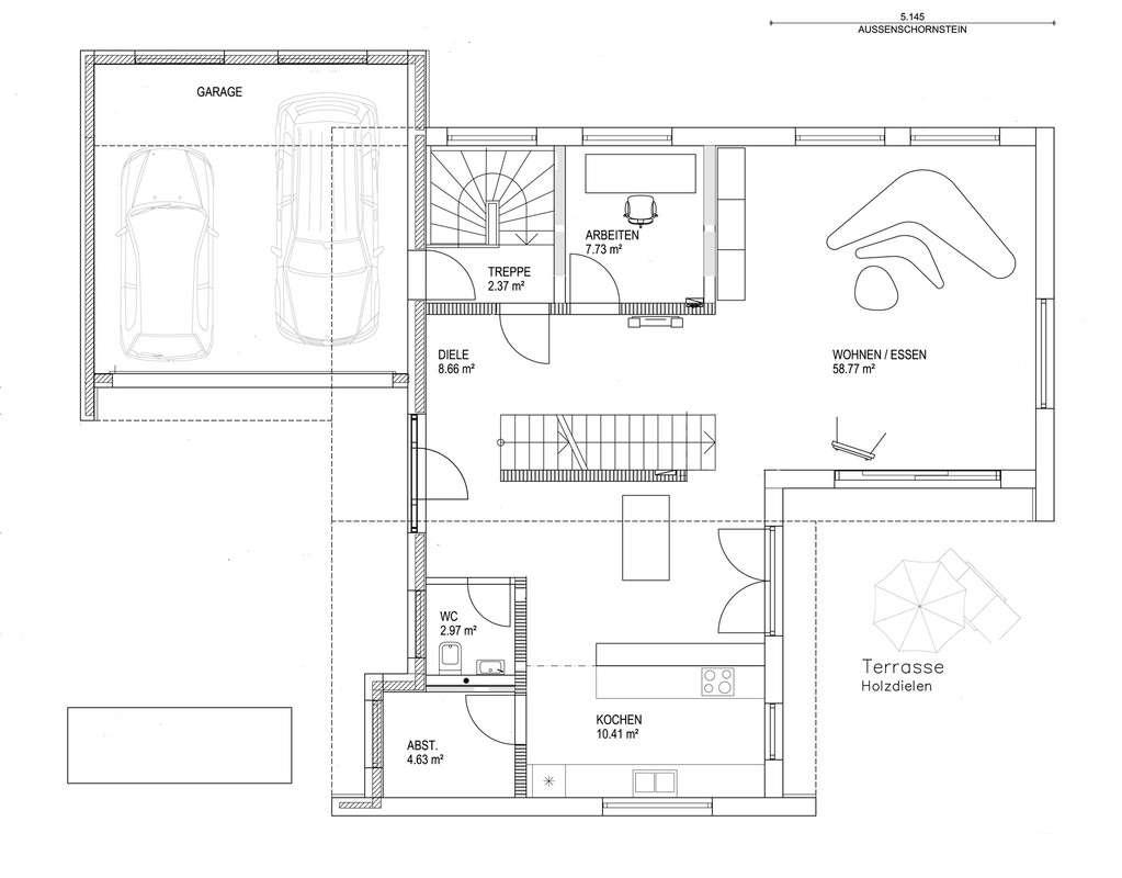 Luxhaus pultdach klassik 157 luxhaus anbieter for Klassik baustil