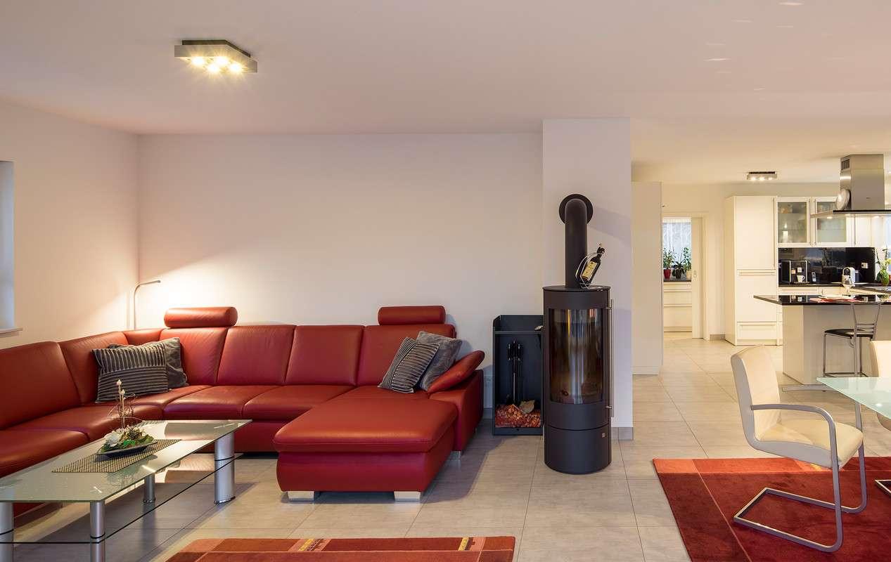 Frei geplant - Wohnzimmer