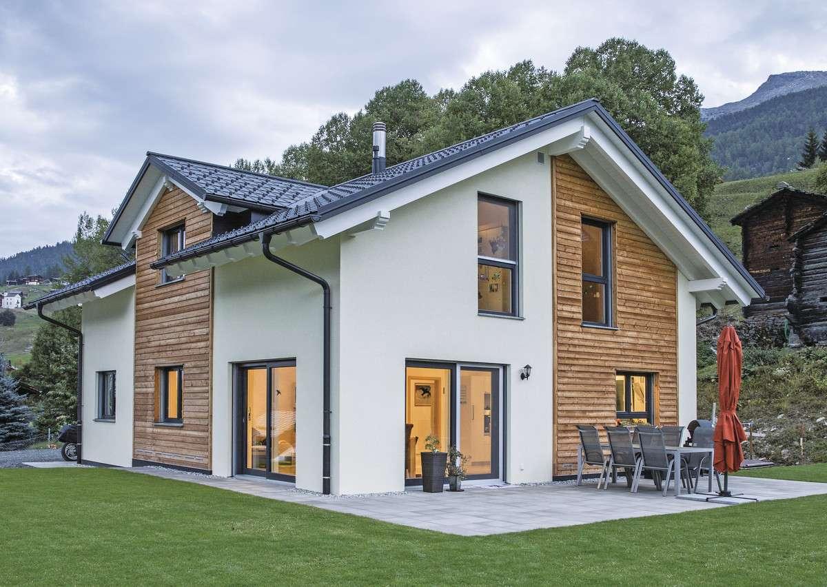 weberhaus baureihe balance weberhaus anbieter. Black Bedroom Furniture Sets. Home Design Ideas