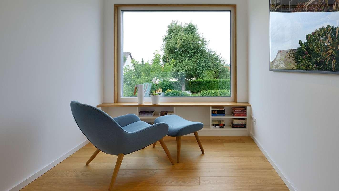 Ein perfekter Platz, um zu entspannen und die Gedanken auf die Reise zu schicken