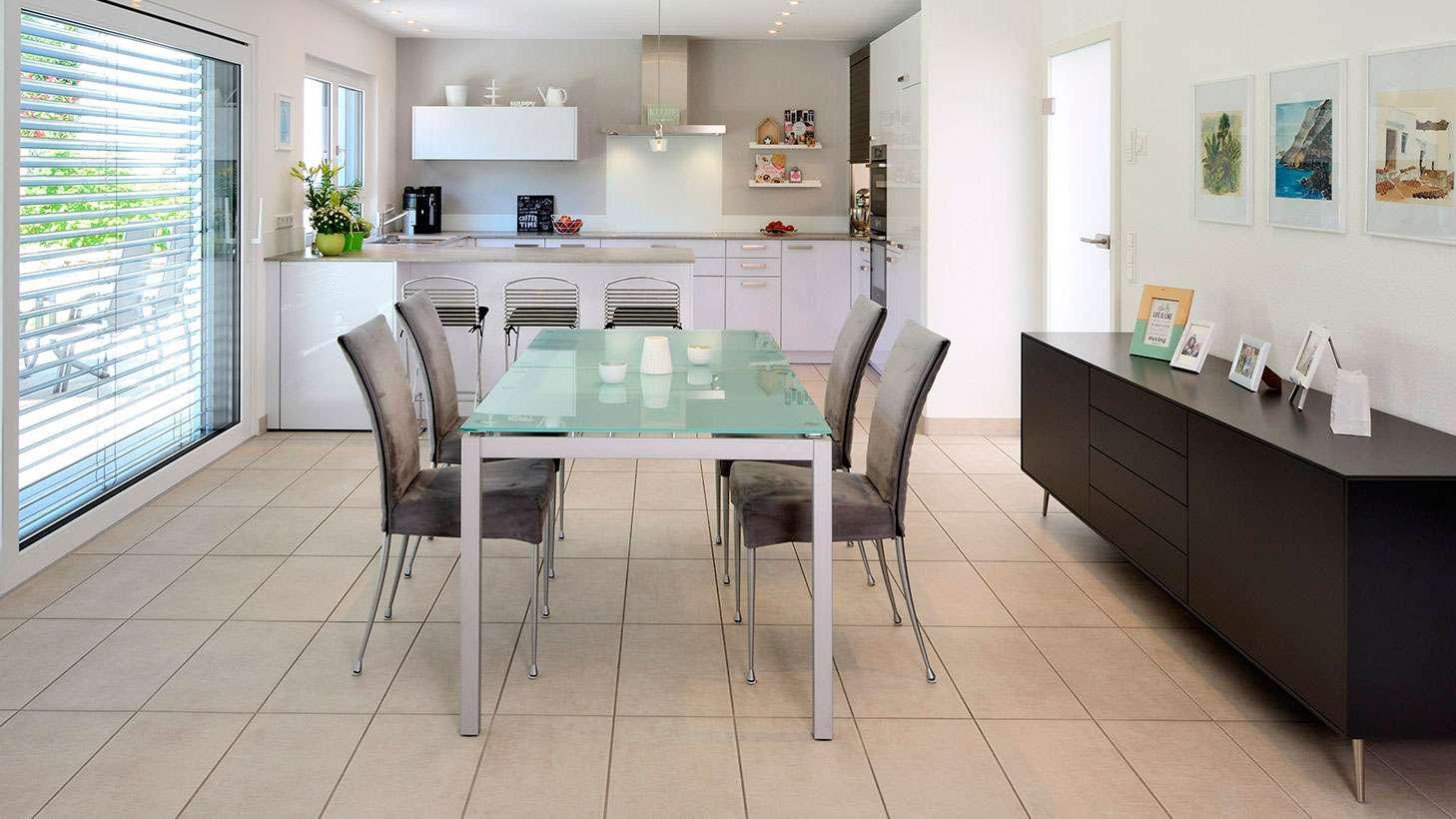 fertighaus weiss haus seyther. Black Bedroom Furniture Sets. Home Design Ideas