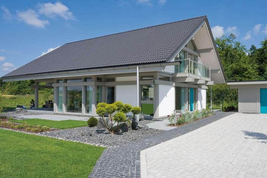 Huf haus musterhaus art 4 n rnberg - Haus inneneinrichtung ...