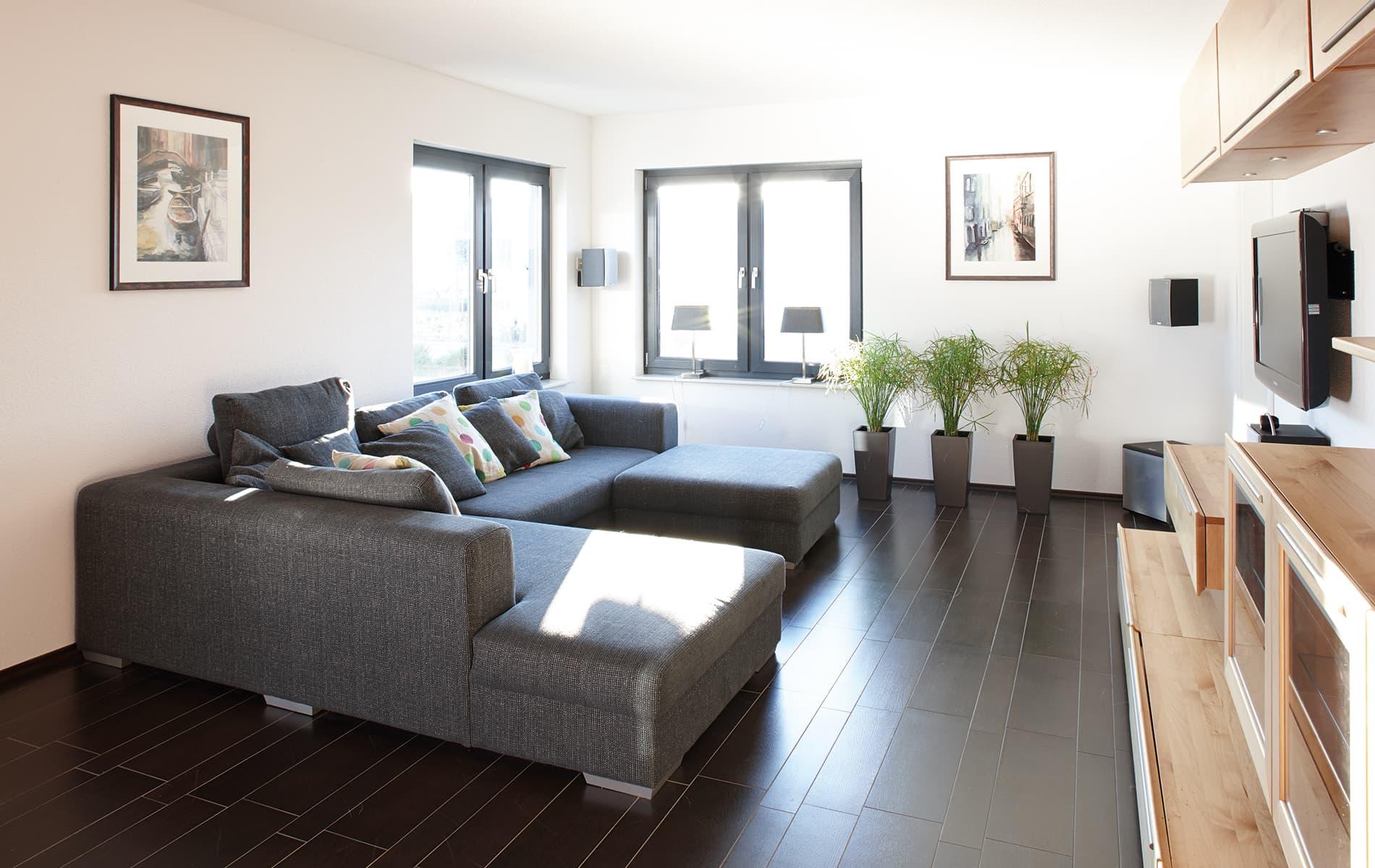 Architektur Trend - Wohnzimmer
