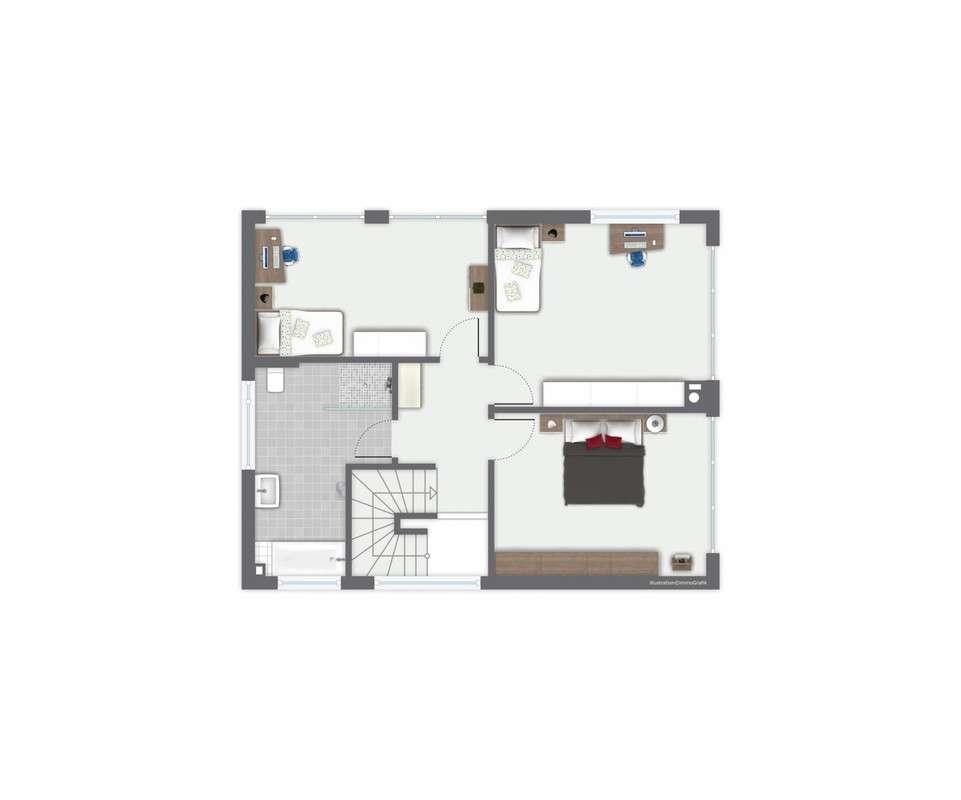 gussek haus bauhaus gr nwald gussek haus anbieter. Black Bedroom Furniture Sets. Home Design Ideas