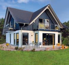 klassisches Landhaus in Offenburg