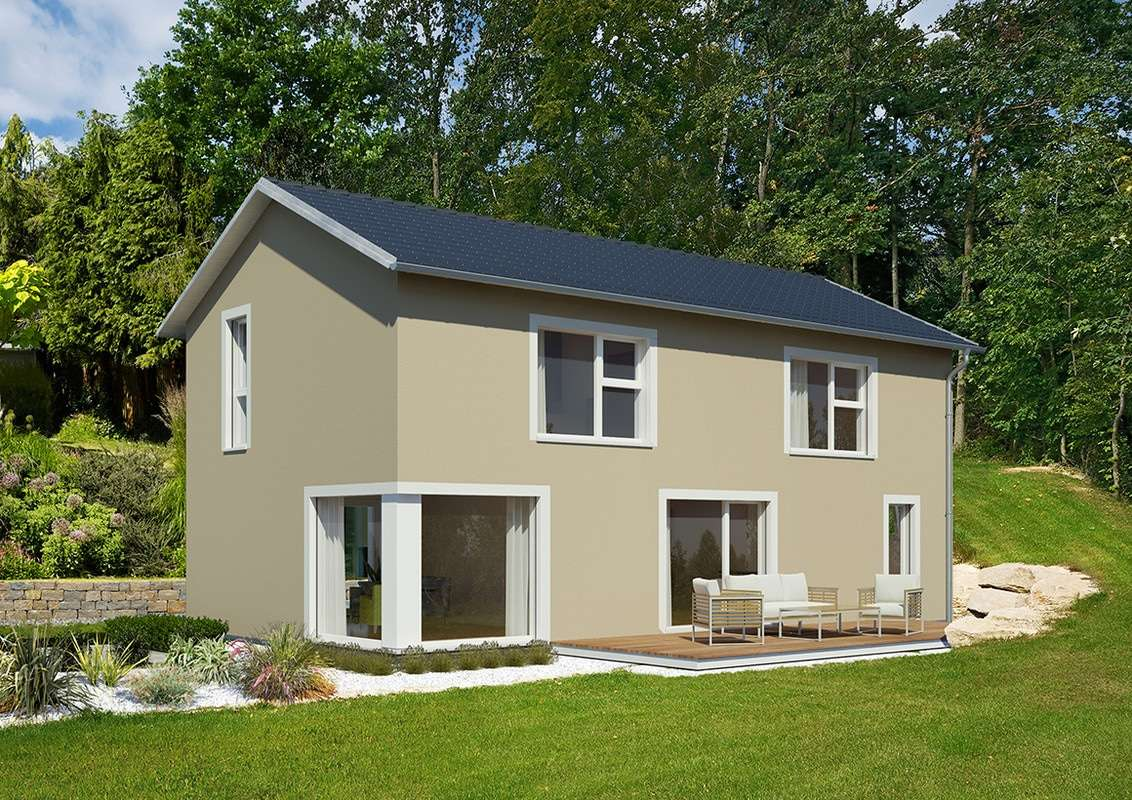 <p><strong>Gesundes Lifestyle-Haus zu attraktivem Familien-Budget ab 163.000 Euro</strong></p><p><!--[if gte mso 9]><xml>