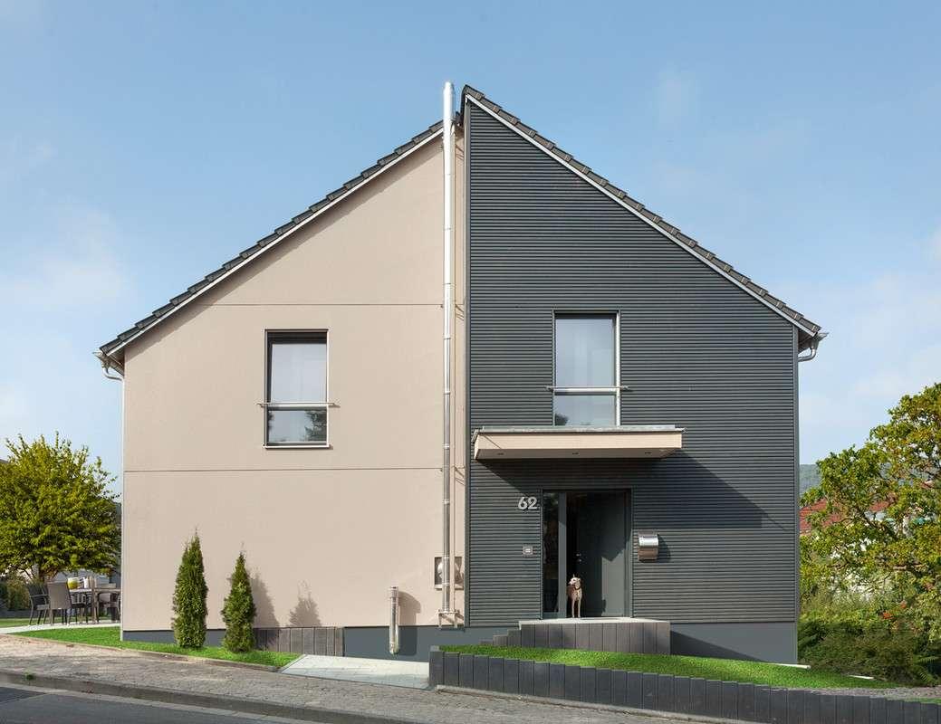 Modernes Einfamilienhaus Satteldach satteldach ein dach für alle fälle ratgeber magazin