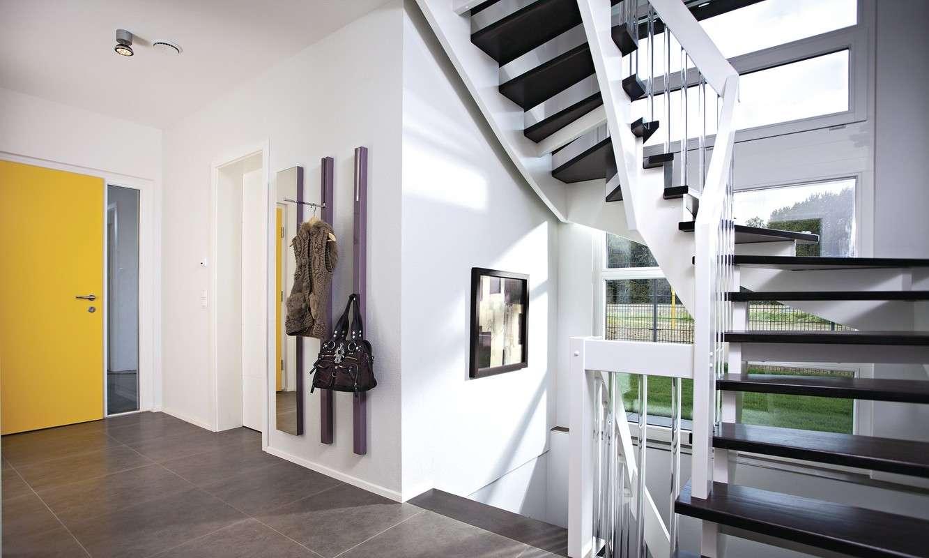 Treppenhaus und Flur Beispiel
