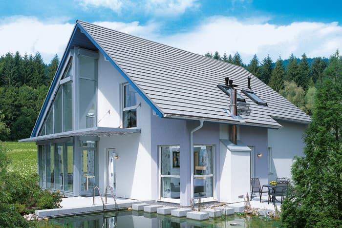 bien zenker musterhaus concept m 172 in k ln frechen. Black Bedroom Furniture Sets. Home Design Ideas