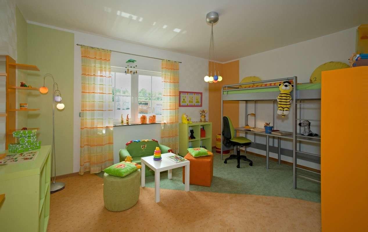 Musterhaus Riviera - Kinderzimmer