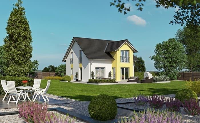 haas musterhaus hessdorf 169 bei n rnberg. Black Bedroom Furniture Sets. Home Design Ideas