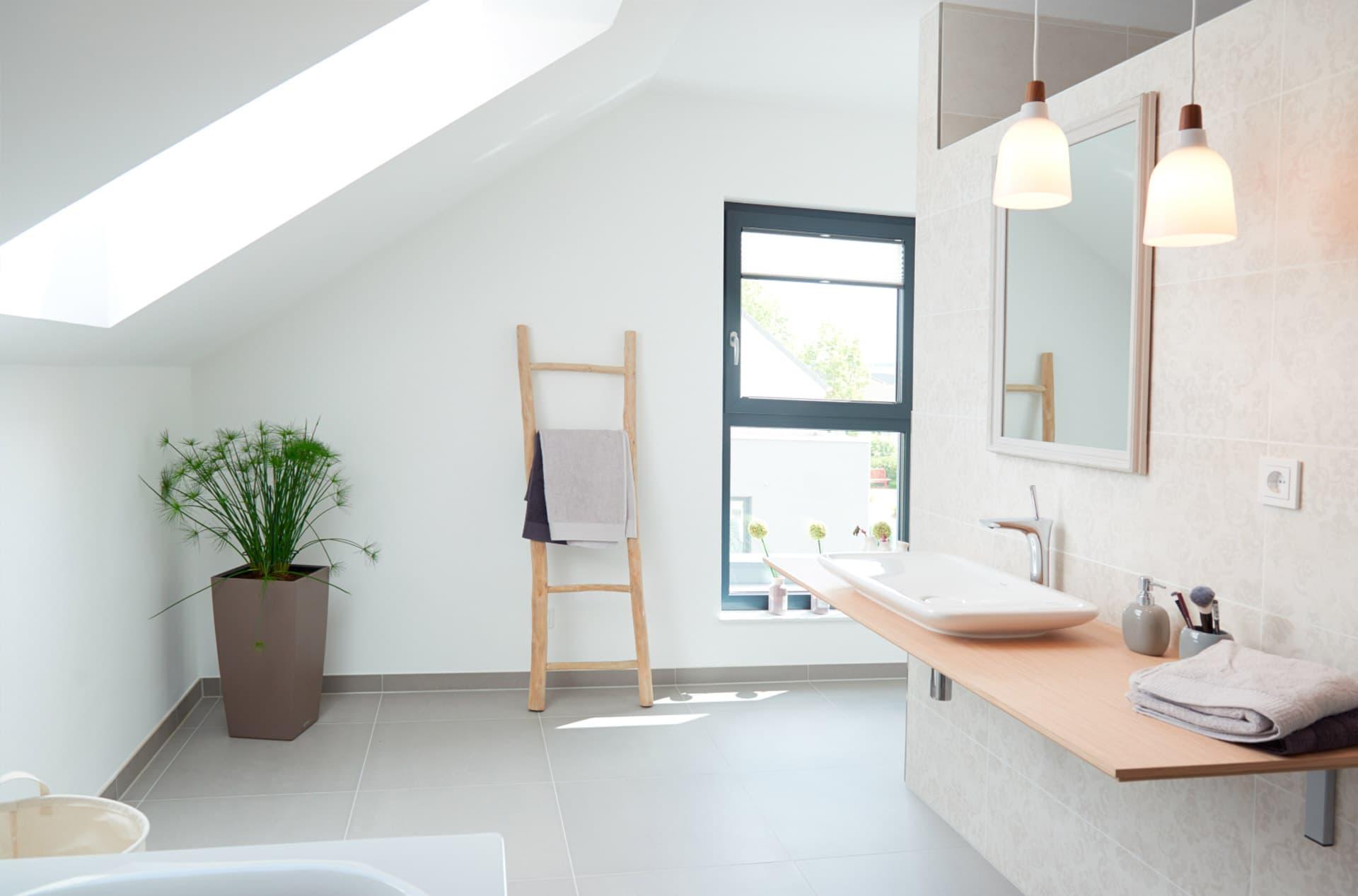 Musterhaus Mülheim Kärlich Badezimmer